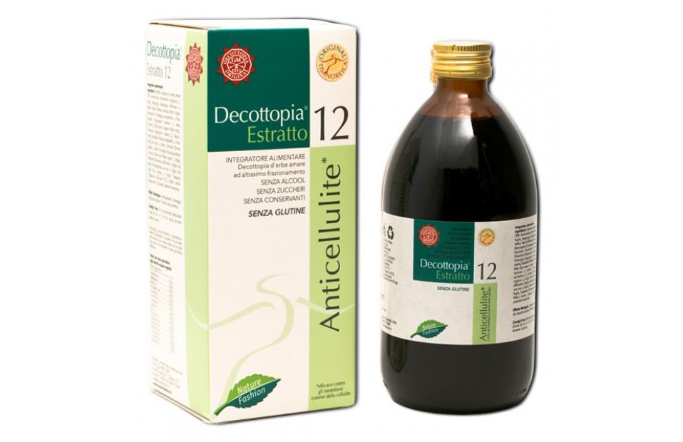 Decottopia Estratto 12 Anticellulite
