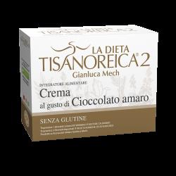 Preparato Crema Al Gusto Di Cioccolato Amaro