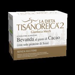 Bevanda Al Gusto Di Cacao Con Sole Proteine Della Soia