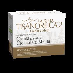 Crema Al Gusto Di Cioccolato E Menta