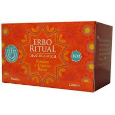 Erbo Ritual Rooibos E Arancia Rossa