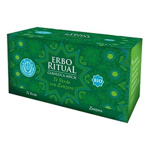 Erbo Ritual Te' Verde Con Zenzero