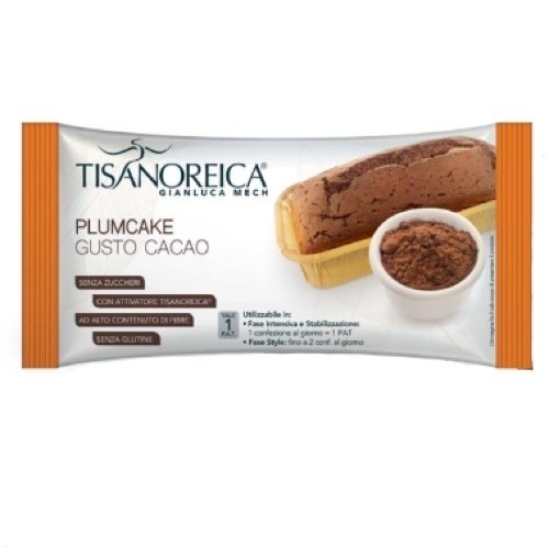 Plum Cake Al Gusto Di Cacao Gluten Free