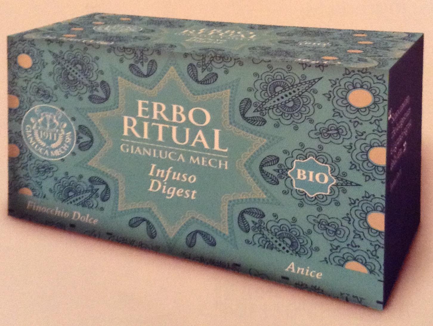 Erbo Ritual Infuso Digest