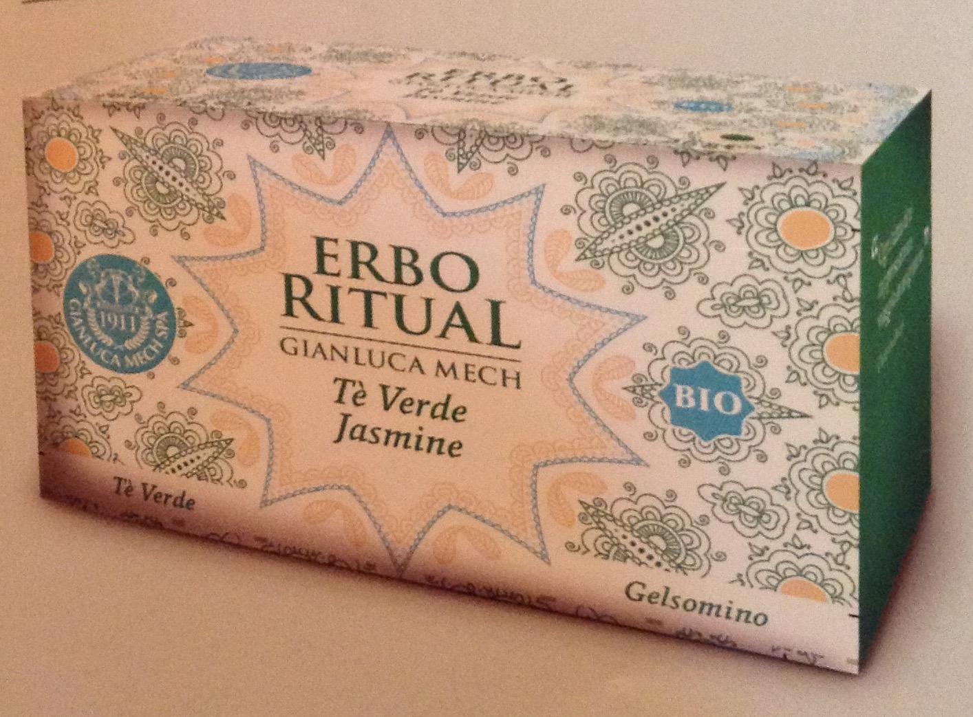 Erbo Ritual Te' Verde Jasmine