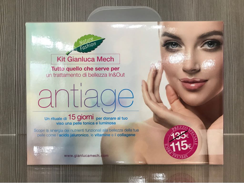 Kit Antiage