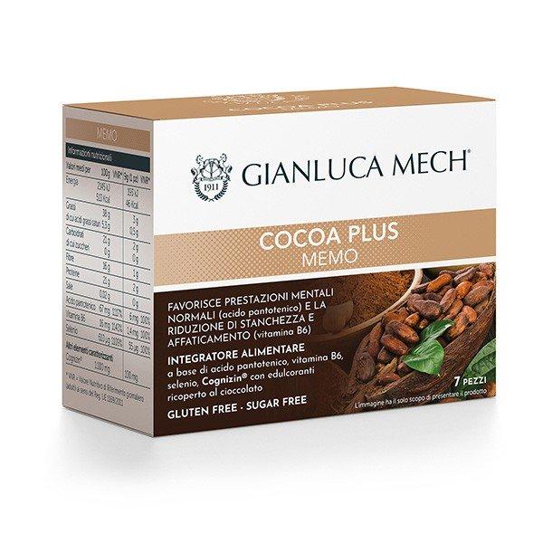 Cocoa Plus Memo