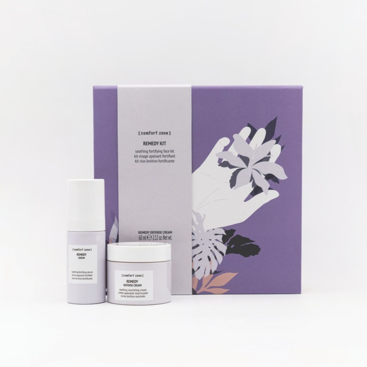 REMEDY KIT lenitivo fortificante