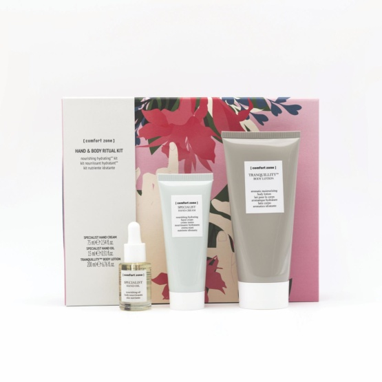 HAND & BODY RITYUAL KIT nutriente idratante